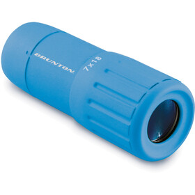 Brunton Scope Binocolo 7x18 blu